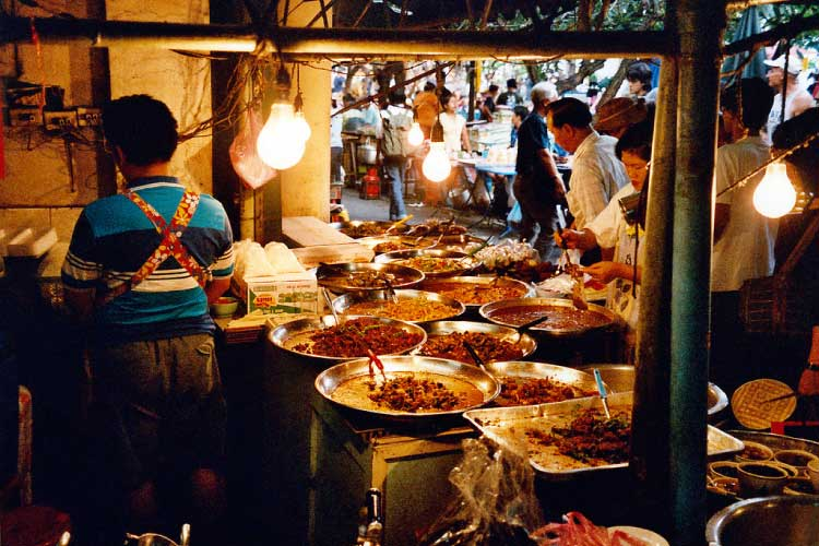 Street Food in Bangkok - On of the best places to eat in the world