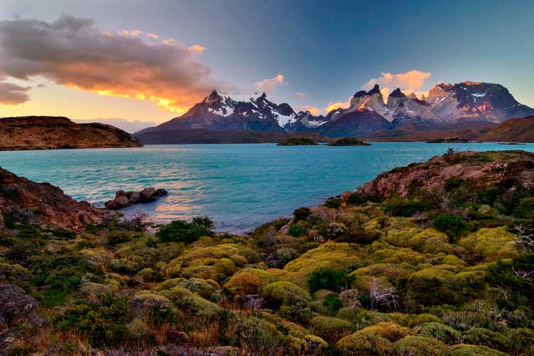 Honeymoon in Patagonia