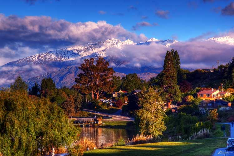 Wanaka New Zealand - Top honeymoon destinations
