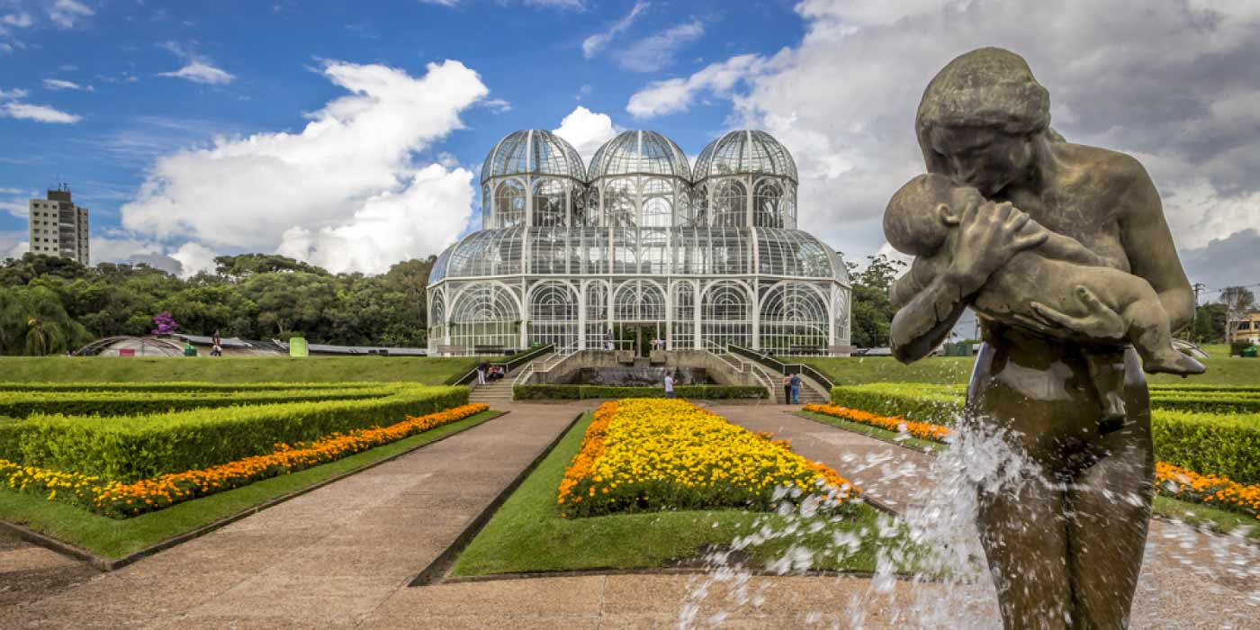 Curitiba Urban Perfection In Brazil S Charming South