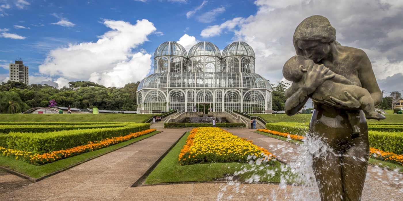 Botanical Garden at Curitiba