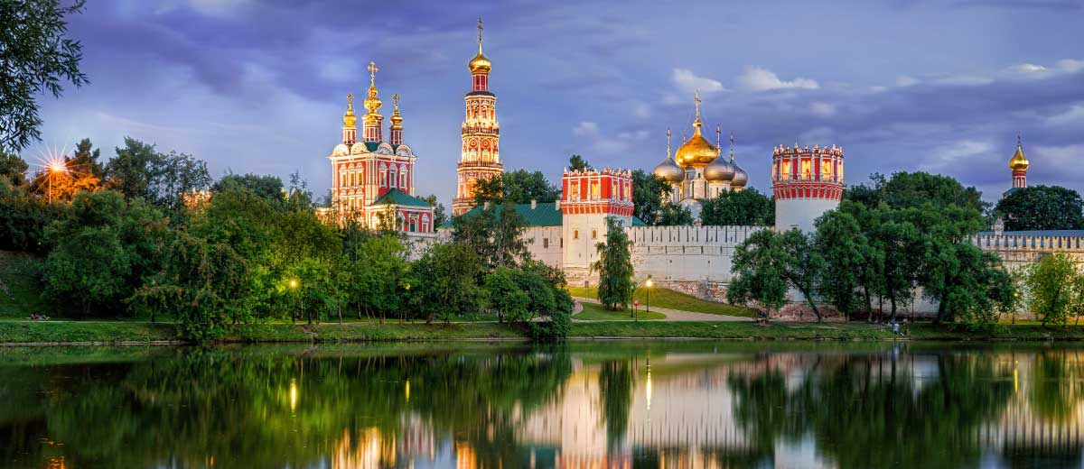 Novodevichy, Russia