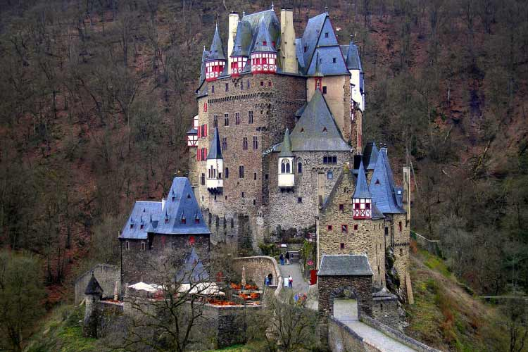 Burg Eltz in Germany, one of the most Iconic Castles around the world