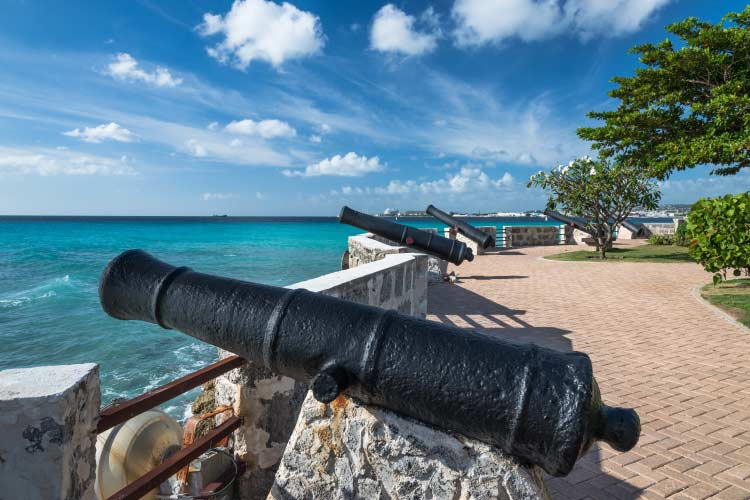 Charles Fort, Needham's Point, Barbados, West Indies