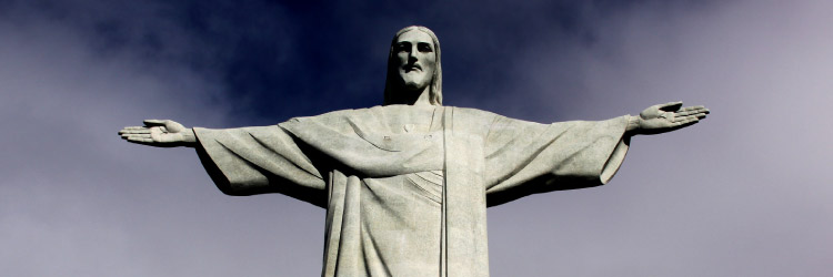 Christ the Redeemer Panoramic