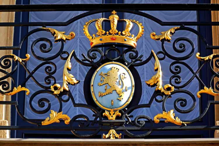 Grand Ducal Palace Details