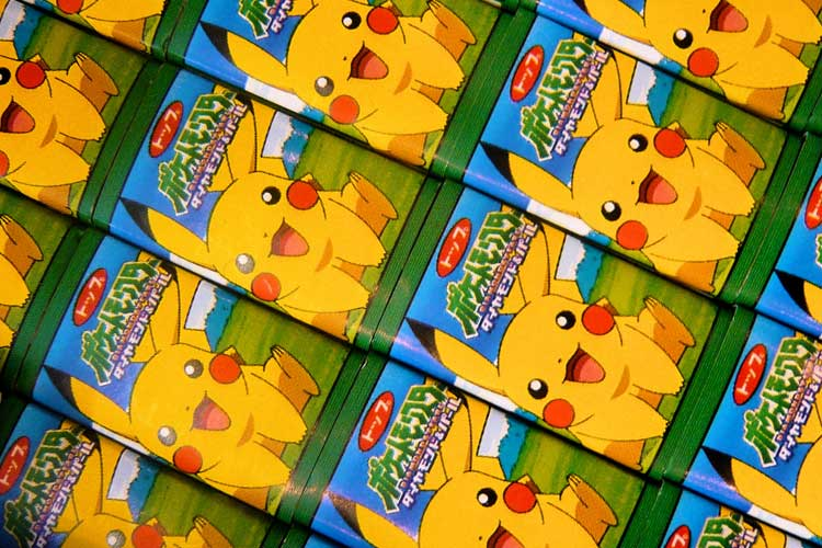 Pikachu Candies