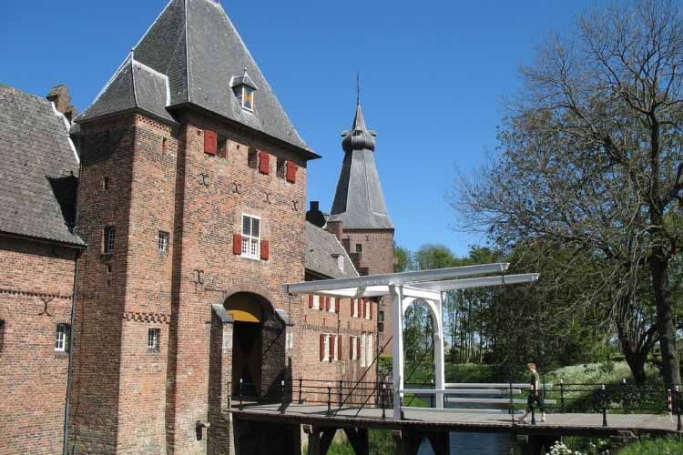Doorwerth Castle in Holland