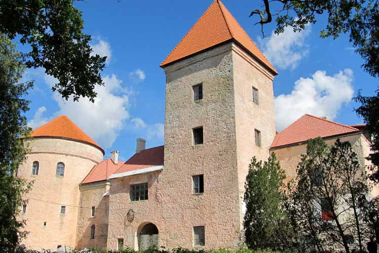 Koluvere castle, Estonia