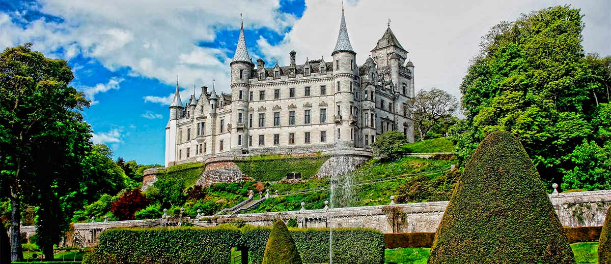 The British Isles Castles And Huge Breakfasts