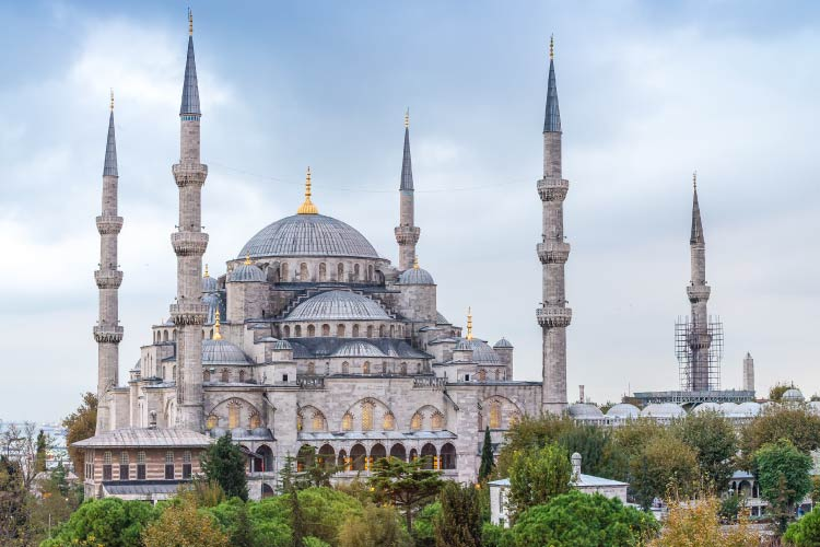 Blue Mosque, Istanbul, Turkey