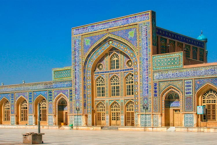 The Jama Masjid Mosque in Herat, Afghanistan