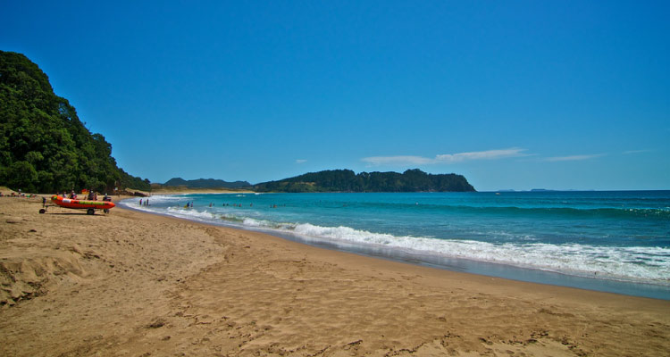 Hot Water Beach - one of the Top Beach Destinations