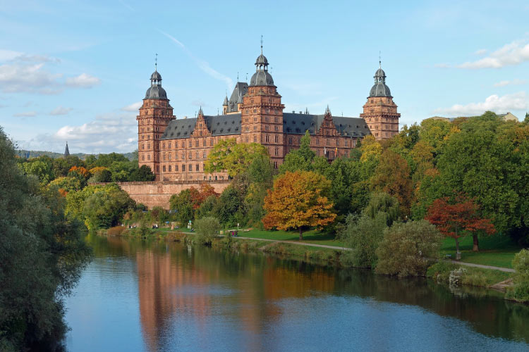 Aschaffenburger Castle, Germany
