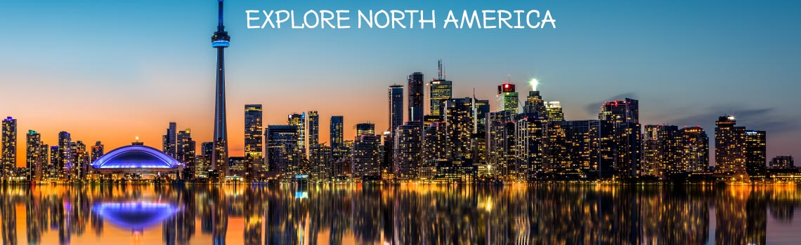 Explore North America