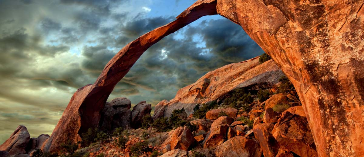 10 Of Mother Nature S Splendid Natural Arches