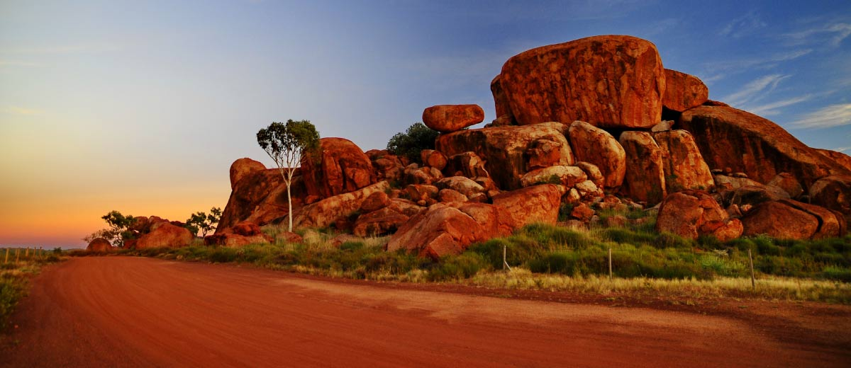 Devil marbles, Northern territory Australia