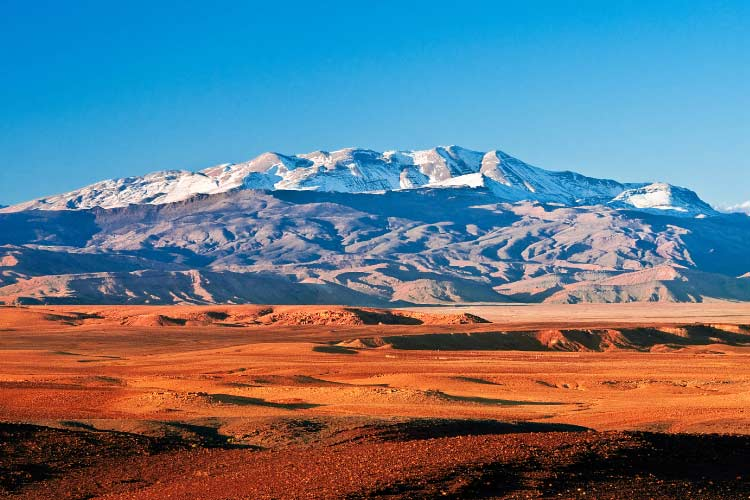 Atlas Mountains, Northern Morocco