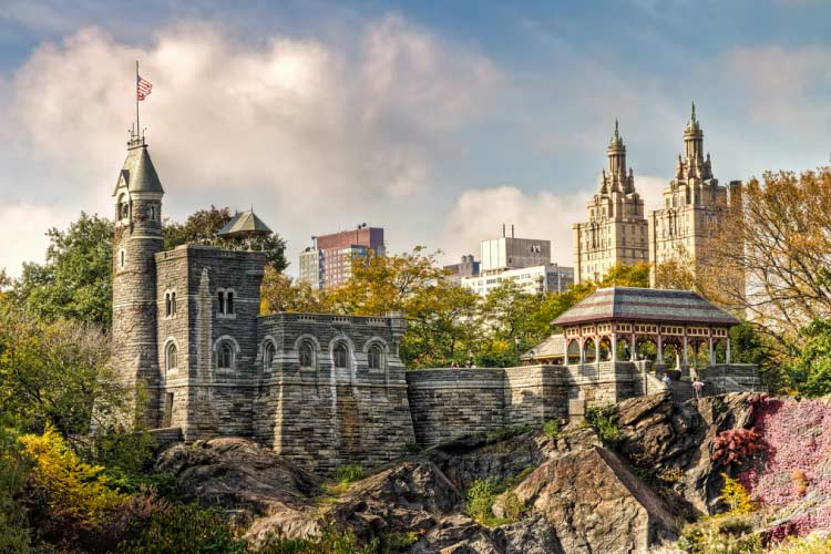 Belvedere Castle, New York