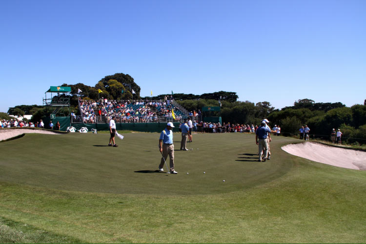 Presidents Cup 2011, Royal Melbourne Golf Club