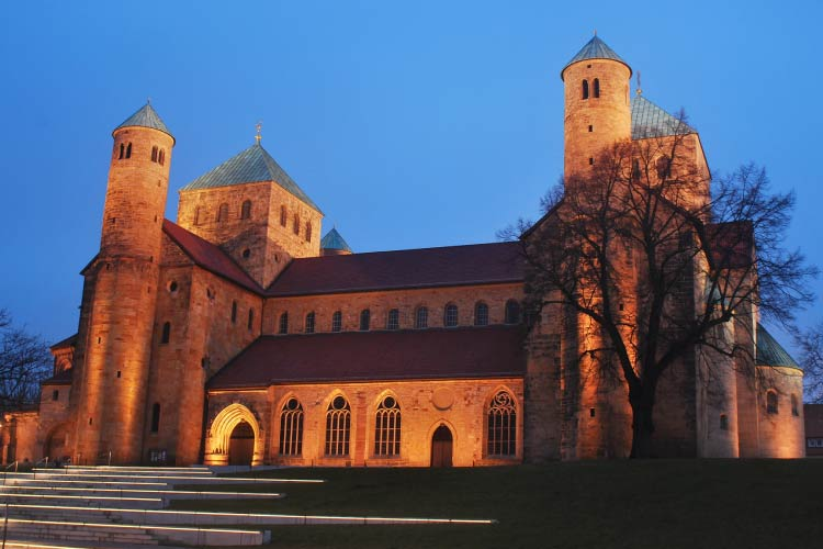St Michael's Church, Hildesheim, Lower Saxony