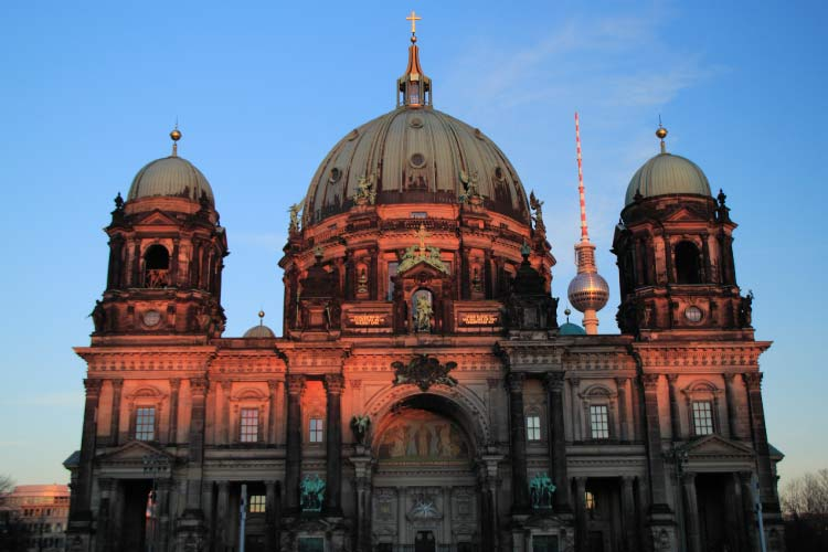 The Berliner Dom, Berlin