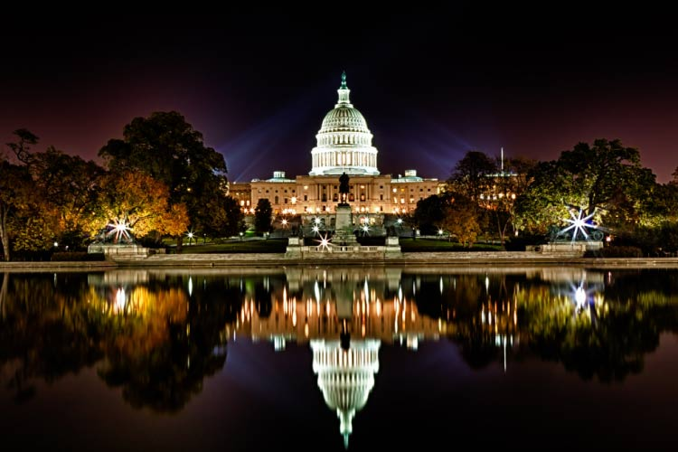 US Capitol Building, Washington DC