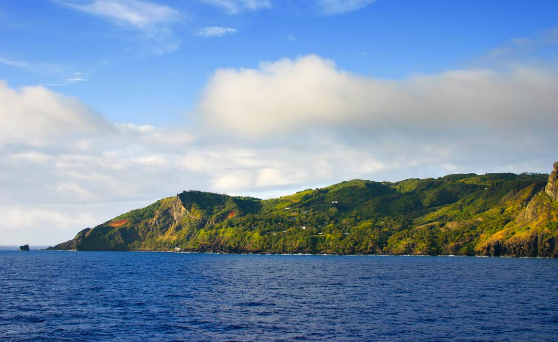 Pitcairn Island, South Pacific Islands