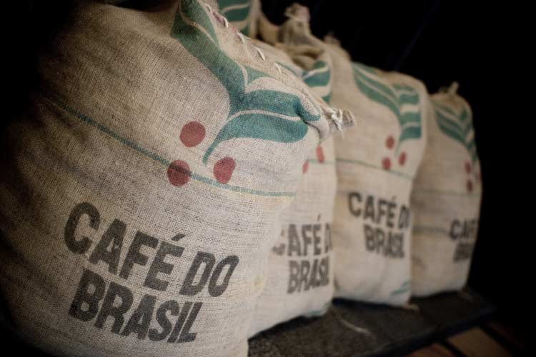 Proudly Brazilian Coffee in Sao Paulo