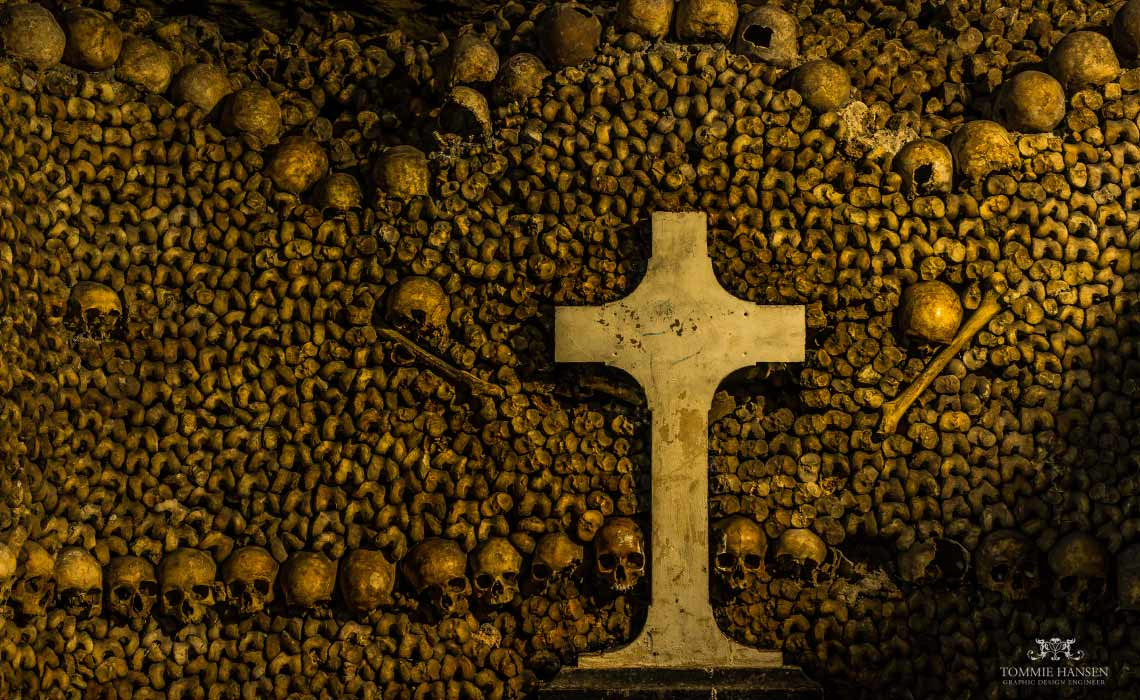 The Catacombs of Paris, France