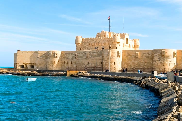 The Fortress in Alexandria