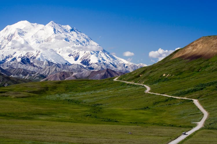 Denali Borough, Alaska one of the top Ecotourism Destinations