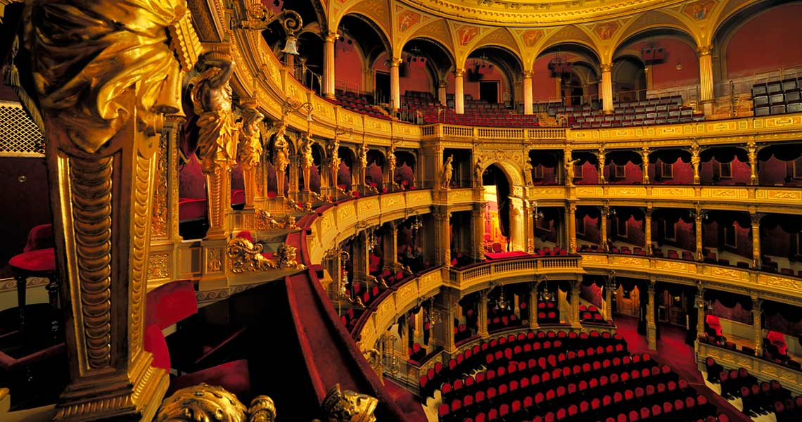 Hungarian Royal Opera House