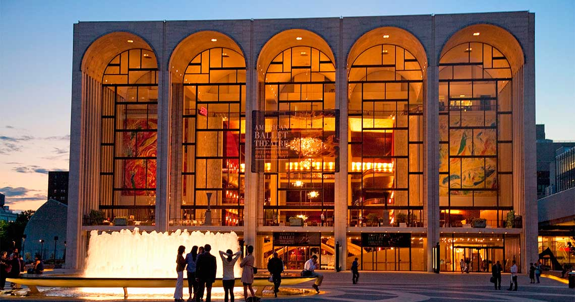 Lincoln Centre - New York - USA Editorial Joseph Sohm