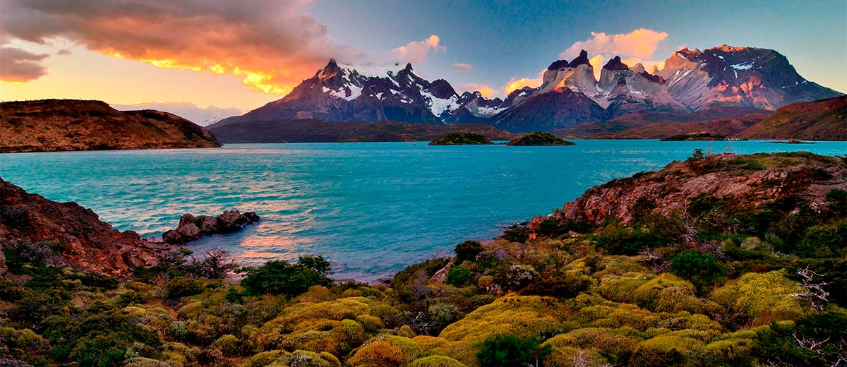 Patagonian Landscape Featured Image