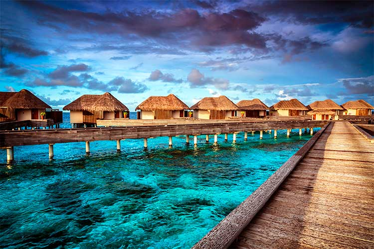 Tahiti Resort, French Polynesia