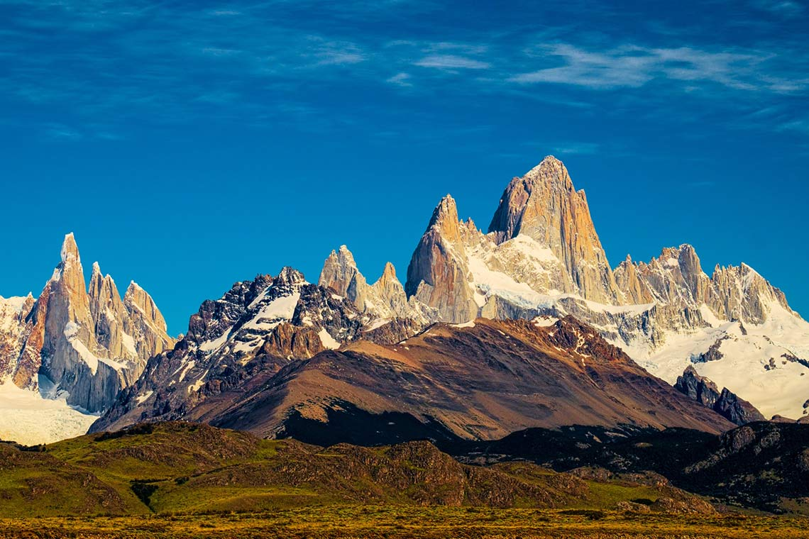 Torre, Fitz Roy & Co 500px CCBY