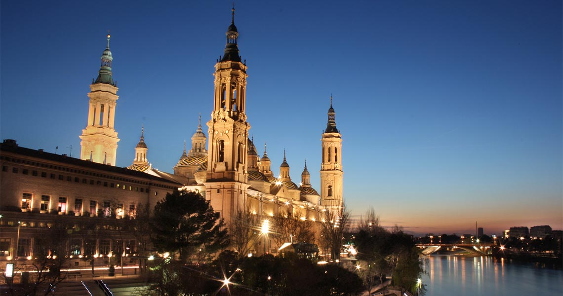 Zaragoza Cathedral, Spain