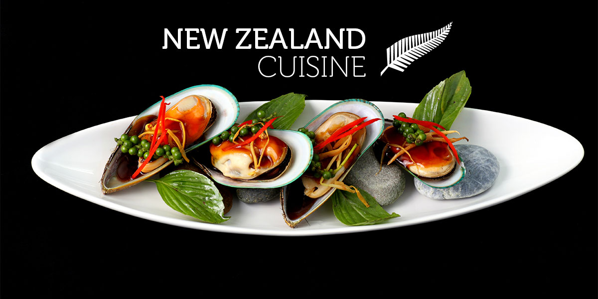 Image result for About New Zealand Cuisine