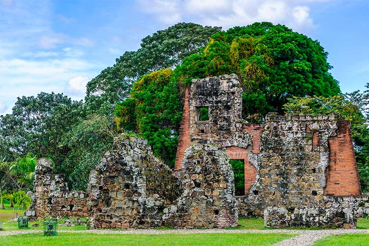 Archaeological Site of Panama Viejo and Historic District of Panama