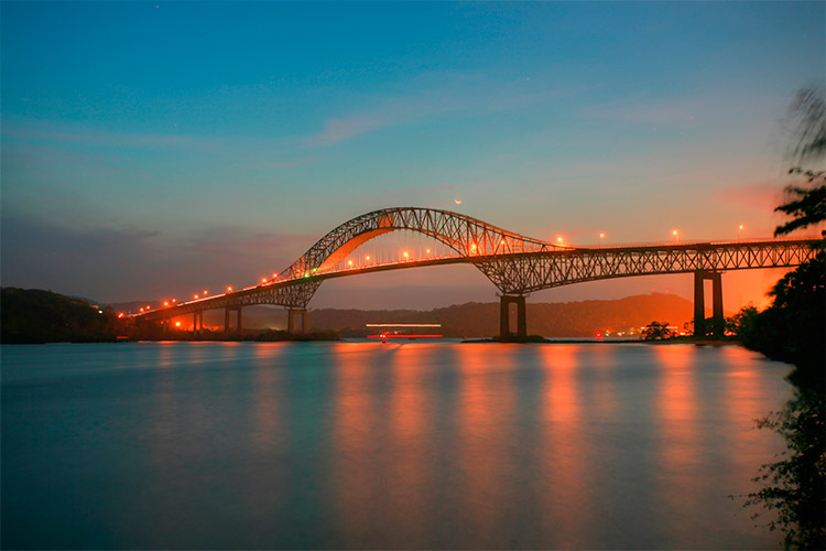 Beautiful Bridge, Puente de las Americas Panama