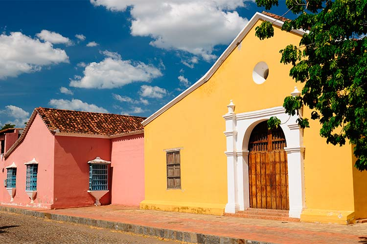 Coro is one of the prettiest colonial cities in Venezuela.