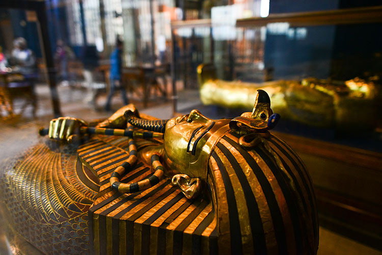 Tutankhamen's Coffin
