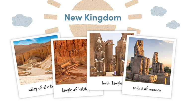 Highlights from the New Kingdom